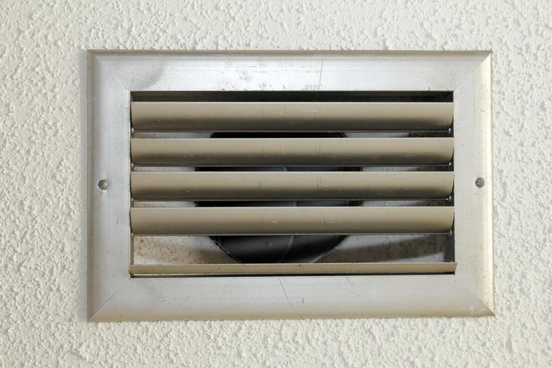 air way of the vent